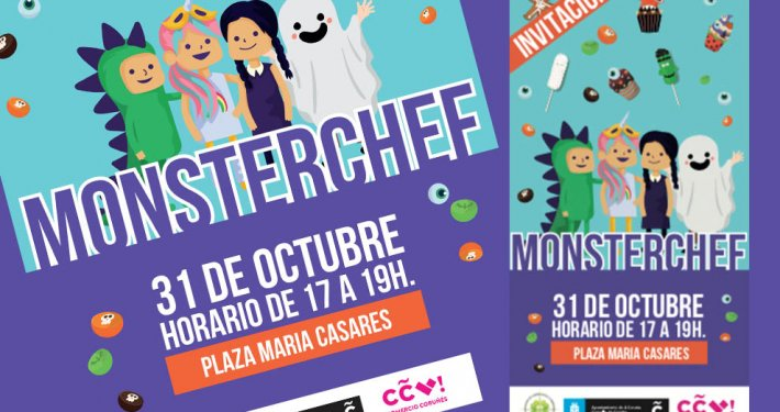 MonsterChef - Asociación Elviña