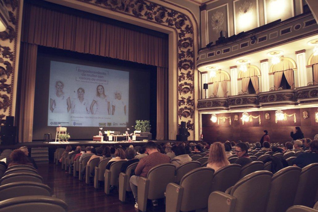 Empoderamiento Teatro Colon