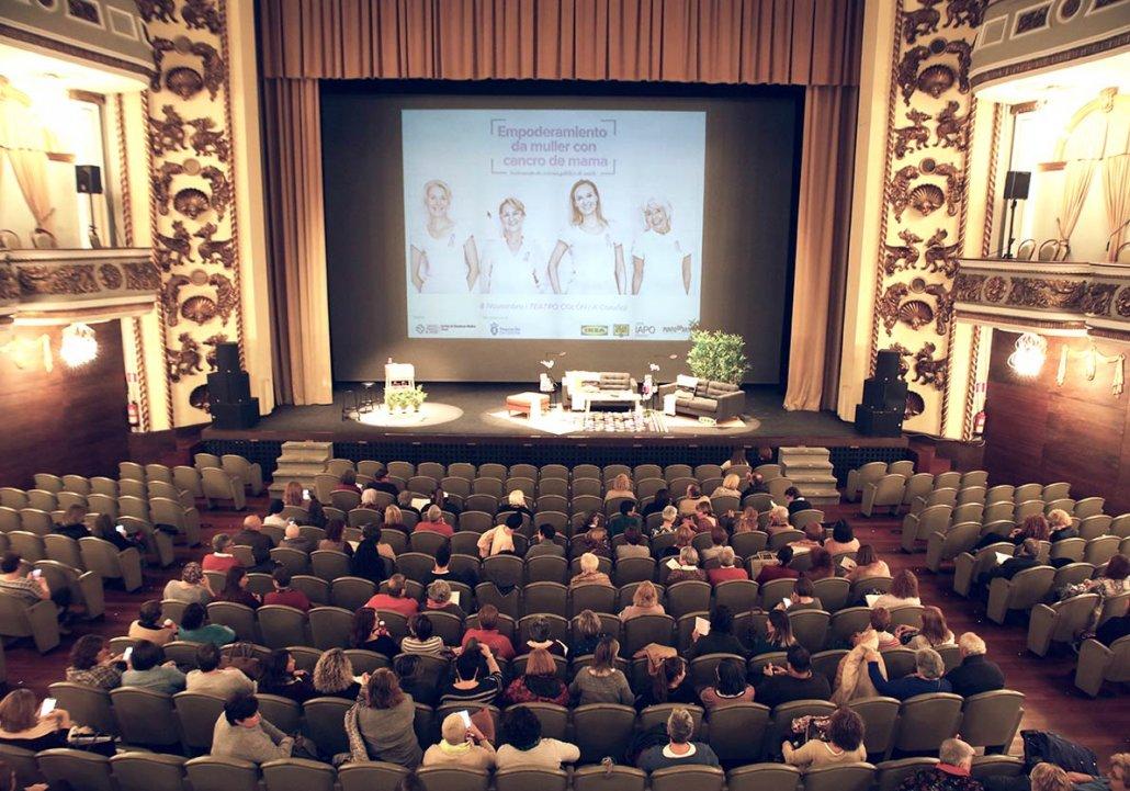 Empoderamiento Muller Teatro Colón