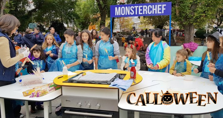 Calloween Monsterchef
