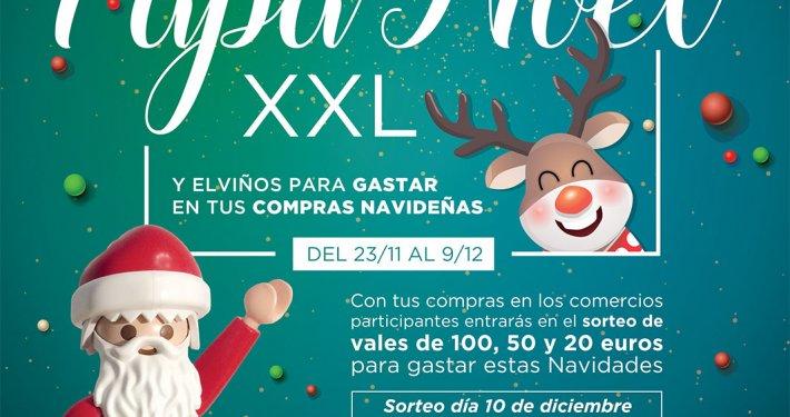 Asociación Elviña Navidad Papá Noel XXL