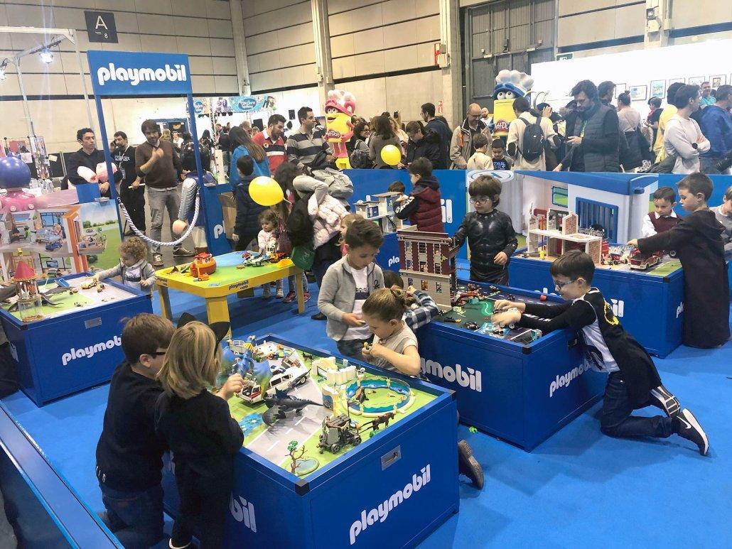 Playmobil Comic Con Valencia