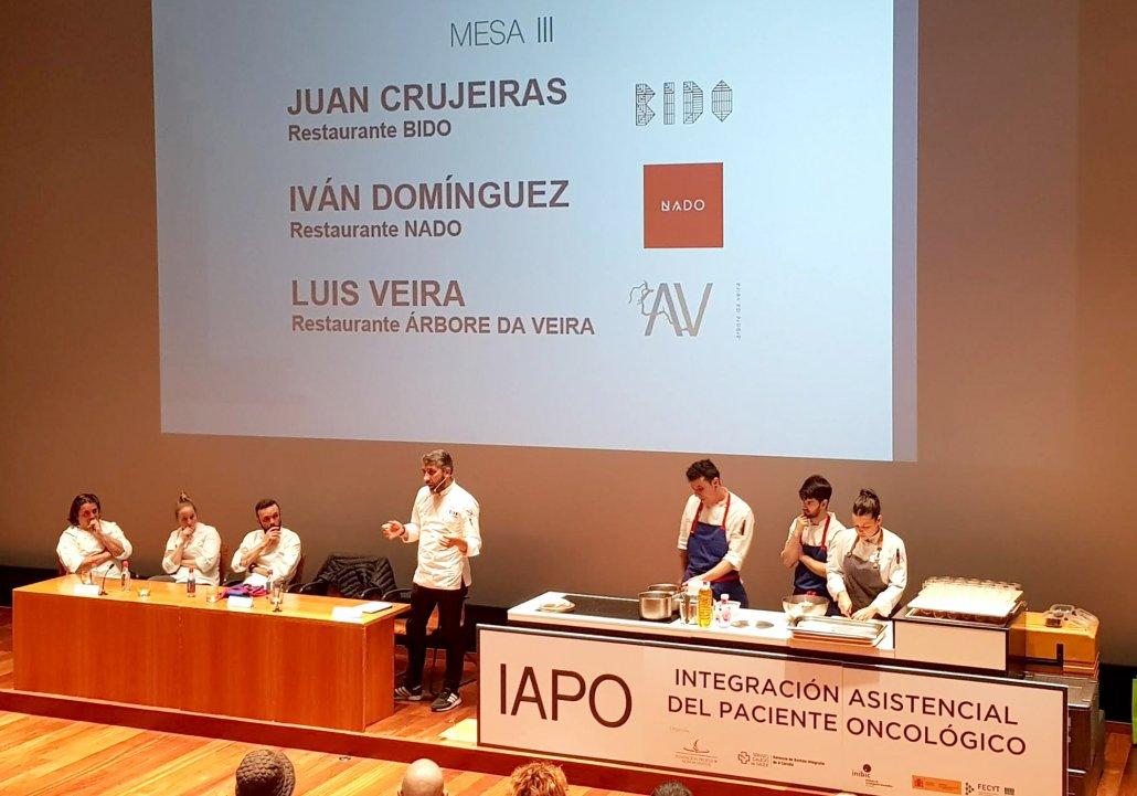 Jornada de Alimentación y Cáncer IAPO Domus A Coruña