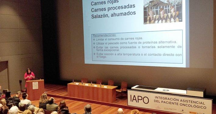 IAPO Alimentación y cáncer